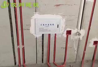 轻质隔墙板预埋电线管开槽和注意事项